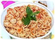 Orecchiette al Pomodoro e Pecorino